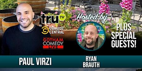 Priam Vineyards Comedy Night tickets