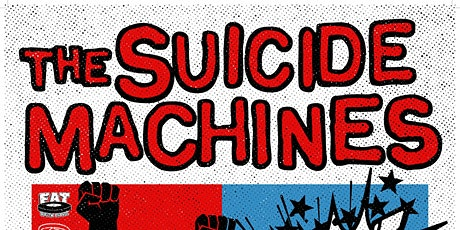 The Suicide Machines tickets