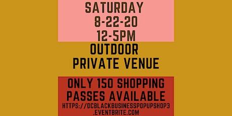DC Black Business Pop Up Shop tickets