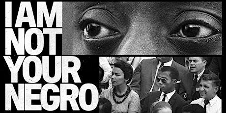 I Am Not Your Negro Online Film Screening tickets