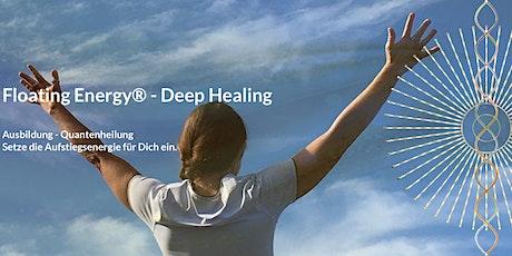 Deep Healing - Ausbildung Tickets