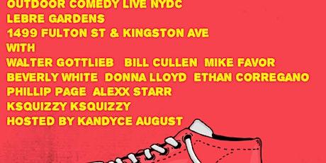 Starr Struck Comedy at LeBre Gardens BK tickets