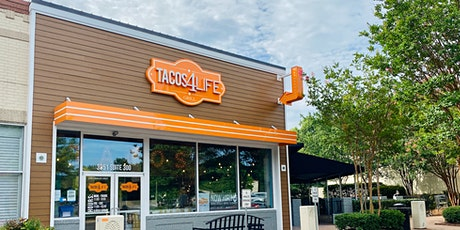 Tacos 4 Life Soft Opening - Charlotte, NC tickets