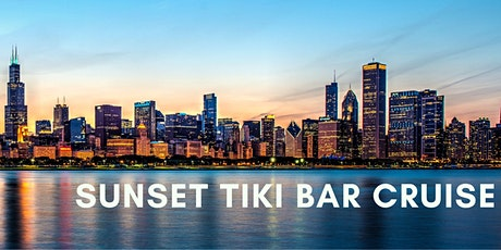 Open Bar Sunset Tiki Cruise on Lake Michigan tickets