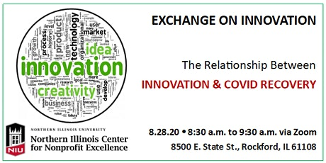 Executive Exchange on Innovation: Discussion on Innovation & COVID Recovery tickets