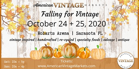 Falling for Vintage tickets
