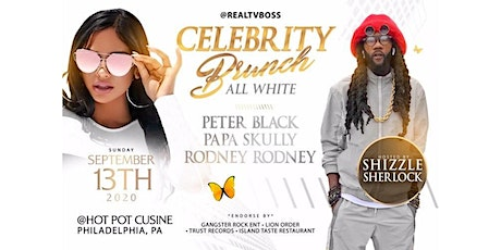 @RealTVBoss Presents: Celebrity Brunch All White tickets
