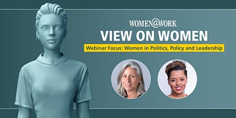 Women@Work View on Women Poll: Women in Politics, Policy and Leadership tickets
