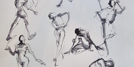 One Hour Figure Drawing tickets