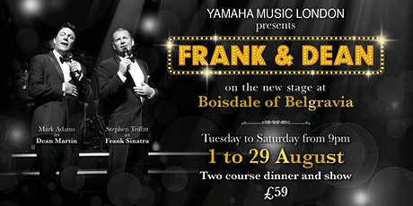 Frank Sinatra by Stephen Triffitt tickets