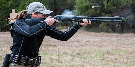 BASIC SHOTGUN TRAINING FOR HOME DEFENSE tickets