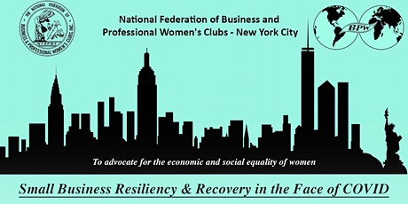 Small Business Resiliency & Recovery in the Face of COVID tickets