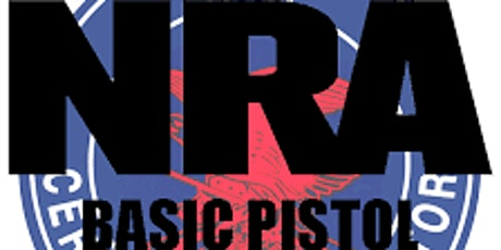 NRA BASIC PISTOL COURSE tickets