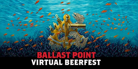 Ballast Point  and Friends  Virtual Beer Festival ingressos