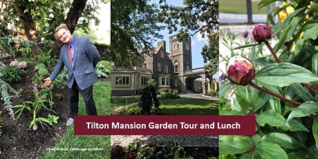 Garden Walking Tour and Lunch tickets