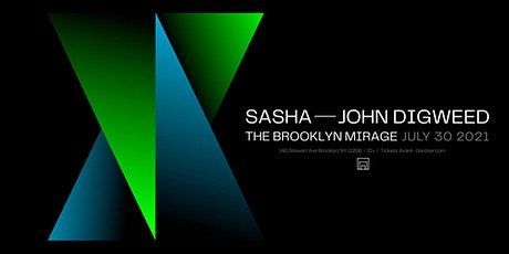 Sasha - John Digweed at The Brooklyn Mirage tickets