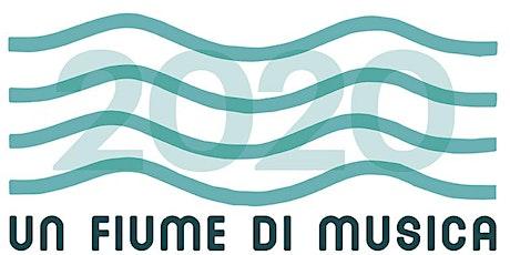 Un Fiume di Musica 2020 // GIACOMO ZATTI & QUARTET biglietti