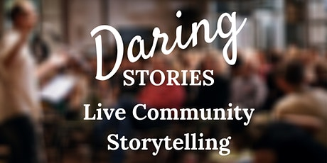 Daring Stories:  October theme TBA tickets