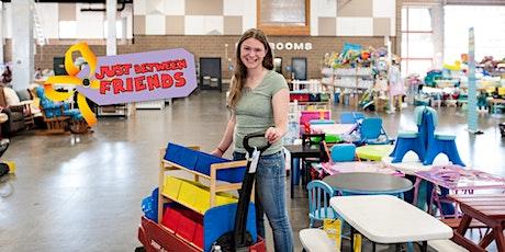 Teacher/Educator PreSale Shopping Pass - JBF Sherman/Denison Fall 2020 tickets