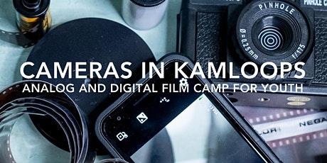 Camp-in-a-Box: Cameras in Kamloops tickets