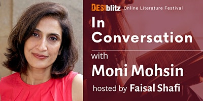 DESIblitz Online Literature Festival – In Conversation with Moni Mohsin