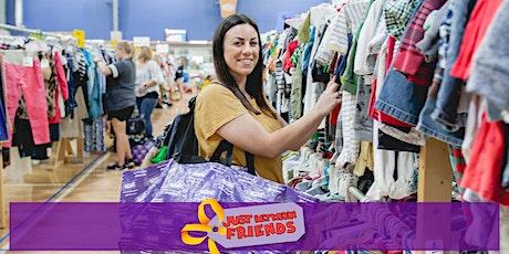 Foster/Adoption PreSale Shopping Pass - JBF Sherman/Denison Fall 2020 tickets