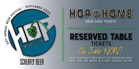 HOP in the City - Social Distance Style tickets