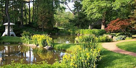 Visit the Fabyan Japanese Garden tickets