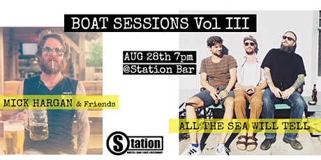 Boat Sessions Vol. III feat. Mick Hargan & All The Tickets