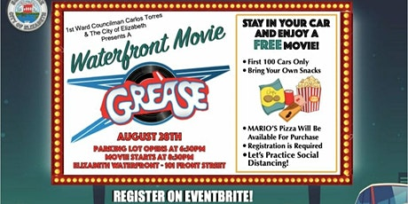 Councilman Torres Presents the Movie Grease at the tickets