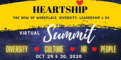 Heartship Summit tickets