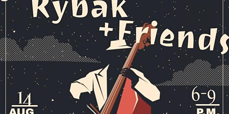 John Rybak + Friends at Roxx On Main tickets