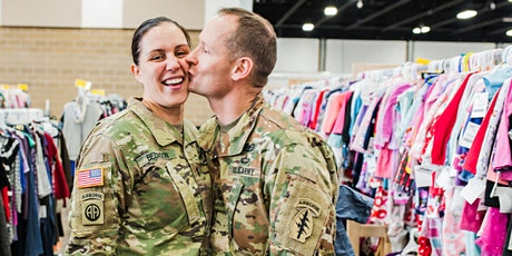 Military Family PreSale Shopping Pass - JBF Sherman/Denison Fall 2020 tickets