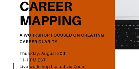Virtual Career Mapping tickets