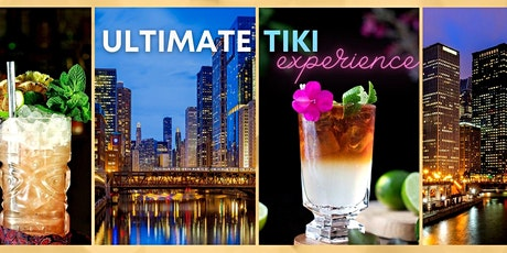 Craft Tiki Cocktail Tasting and Tiki River Cruise Combo tickets