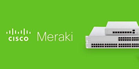 Cisco Meraki Mini Lab ft Ingram Micro 8/18 tickets