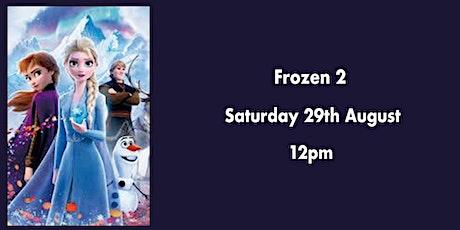 Frozen 2 tickets