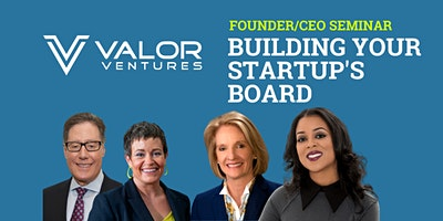 Building Your Startup's Board
