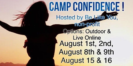 Camp Confidence tickets