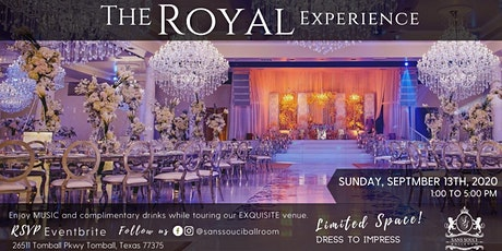 The Royal Experience tickets