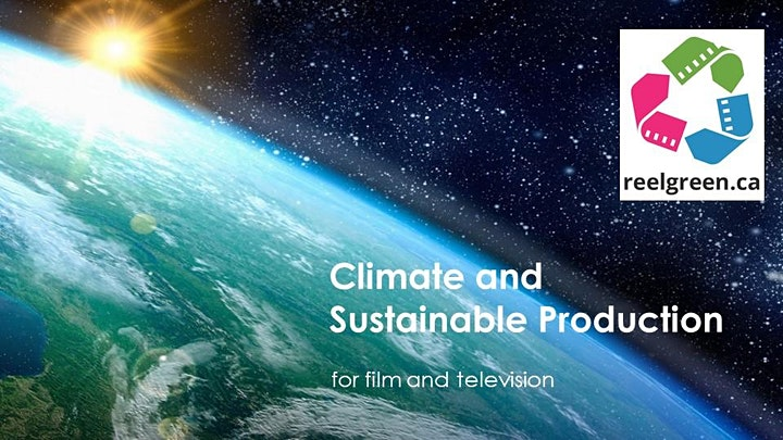 Reel Green's Climate and Sustainable Production Online Course image