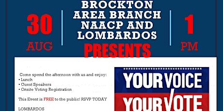 Lunch Learn Vote tickets