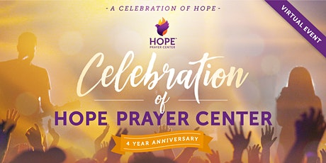 Celebration of Hope Prayer Center tickets
