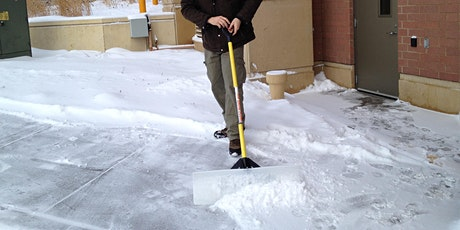 Smart Salting for Parking Lots and Sidewalks tickets