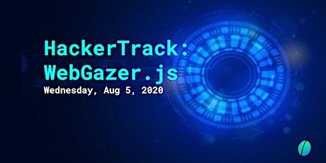 Mintbean Hackathons: HackerTrack - WebGazer.js tickets