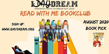 "iD.A.Y.dream ""Read With Me"" Book Club tickets"