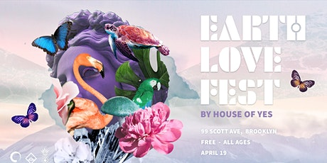 EARTH LOVE FESTIVAL tickets