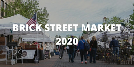 Brick Street Market 2020 tickets