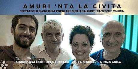 Amuri nta la Civita biglietti