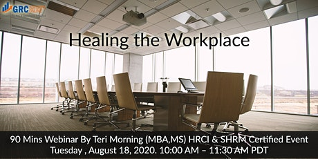 Healing the Workplace tickets